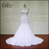 Платье нового Mermaid картины платья венчания конструкции Bridal