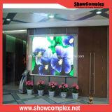 Nuovo schermo di visualizzazione dell'interno del LED della parete di colore completo LED di disegno P5.2 video