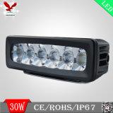 ' indicatore luminoso del lavoro dell'indicatore luminoso di azionamento 30W 6 nuovo LED per fuori strada