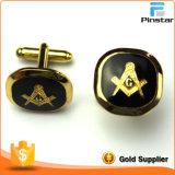 Mancuerna por encargo del Freemason del metal de la alta calidad de la fábrica de Pinstar
