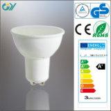 Nueva lámpara del bulbo de 3W GU10 LED con el CE RoHS
