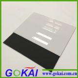 Bladen van het Plexiglas van Goma EVA de Decoratieve