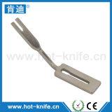 Горячий резец ноги вырезывания ножа/ткани