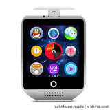 Smart Watch Q18 avec écran tactile TF Card Bluetooth pour Android et Ios