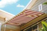 Tenda ritrattabile del vassoio pieno elettrico per il patio ed il balcone (G-5)
