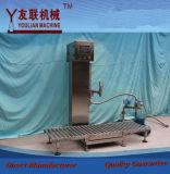 시스템을 재기를 가진 CZ 50/300semi 자동적인 액체 /Barrel 물 충전물 기계