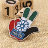 カスタマイズされた博覧会の2020年のドバイアラブ首長国連邦指の磁石のバッジ