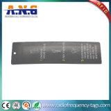 Vestuário UHF personalizado Etiqueta RFID / Gerenciamento de estoque Etiquetas RFID reutilizáveis