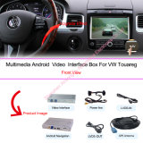 "Android Navigation System for Volkswagen Touareg 8"" with Touch Navigation, Voice Navigation, WiFi, HD 1080P, Google Map, Play Store, Voice"