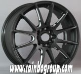 AluminiumMaterial und 4, 5, 6, 8 Hole Alloy Wheel in China