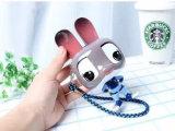 小道具のZootopia最も新しいJudy Hoppsのウサギかわいい携帯用力バンク