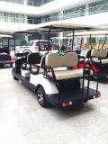 Chariot de golf à piles pour 6 personnes