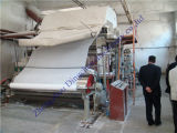 787mm Tissue Paper Machine mit Good Price Capacity: 0.8-1td