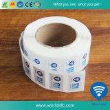 2016 neueste Factory Price 13.56MHz HF I Code Sli NFC Sticker