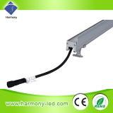 Preço da barra clara da arruela da parede do diodo emissor de luz do RGB SMD5050