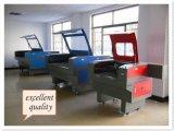 Grabado del laser y cortadora de alta calidad para la industria de ropa