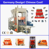 Production Line Cement Block Molding/Making Machine beenden mit Siemens PLC Control
