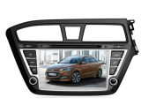 Hyundai I20 GPS Navigation Radio Audio Video Player를 위한 쿼드 Core Android 4.4.4 Car DVD Fit