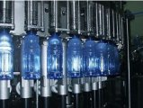 цена оборудования разливать по бутылкам воды весны бутылки любимчика 3in1 выпивая для сбывания