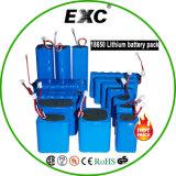 Lithium-Batterie-Satz 10s2p 18650 2200mAh für Straßenlaterne