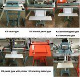 De Verzegelende Machine van het Pedaal van de voet voor de Zak van de Plastic Film en van de Verpakking