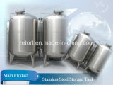 Oilのための1000L Oil Storage Tank Ss304 Storage Tank Stainless Steel Storage Tank