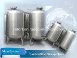 бак для хранения нержавеющей стали бака для хранения бака для хранения Ss304 масла 1000L для масла