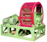 Zps800機械をリサイクルする使用されたタイヤのためのフルオートマチックのタイヤのシュレッダー