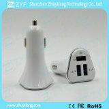 5V 1A/2.1A ha prodotto il caricatore Port dell'automobile del USB 3 (ZYF9110)