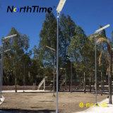 Luz de rua solar Integrated quente do diodo emissor de luz da venda 40W