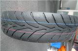 120/60-17 pneu sans chambre de moto pour l'avant