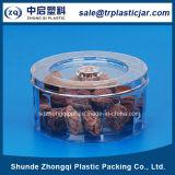 De plástico transparente caja del caramelo