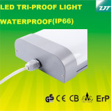 O Ce aprovou as luzes lineares 40watt IP66 do diodo emissor de luz da Tri-Prova de 1200mm