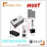 Гибридный солнечный инвертор с регулятором обязанности PWM солнечным