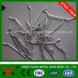 Fibra de aço enganchada Ys-80/60 da extremidade para o assoalho de Inducstrial