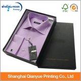 Caixa de embalagem feita sob encomenda do t-shirt (QYZ333)