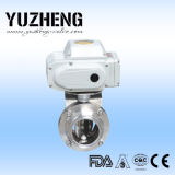 De Sanitaire Vleugelklep van Yuzheng voor ZuivelIndustrie