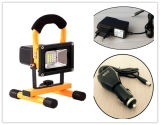 セリウムとのOutdoor、RoHSのための10W-50W COB/SMD Waterproofの&Portable& Rechargeable LED Emergency Flood Light/LED Working Light