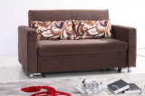 Hauptmöbel-Wohnzimmer-Möbel-faltendes Gewebe-Sofa-Bett