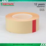 O dobro resistente ao calor do silicone do animal de estimação Sh338 tomou o partido fita Somitape