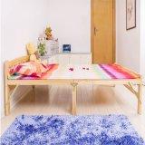 침실 Furniture (자기를 위한 WS16-0075,)를 위한 단 하나 Headed Foldable Wooden Bed