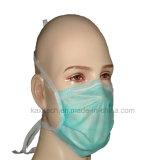 Хирургический Non сплетенный лицевой щиток гермошлема с связью дальше