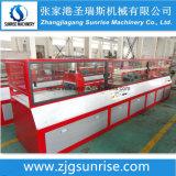 Linha da extrusão do perfil do painel de parede da linha de produção do perfil do PVC/PVC