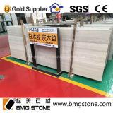 クリーム色の木製の大理石の平板及びタイルの中国ベージュ色大理石