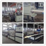 Linha de produção da tubulação do PVC para a fonte ou a drenagem de água