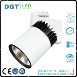 Dimmable 30W 40W 옥수수 속 LED 궤도 빛