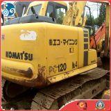 Verwendetes KOMATSU Hydraulic/Crawler Excavator mit 0.4cbm/Bucket (PC120) Ready für Sale