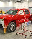 La nouvelle Kingfix automobile respectueuse de l'environnement de 2015 tournent la peinture