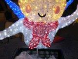 Luz LED cadena luz motif acrílico luces de la decoración para la fiesta