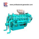 任意選択ATSが付いている電気ディーゼル発電機(640kw 800kVA)